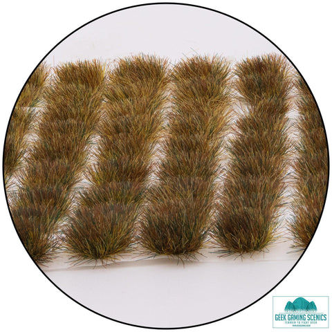 Dead - 6mm Self Adhesive Static Grass Tufts x 100