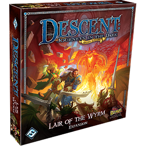 LAIR OF THE WYRM - Expansion