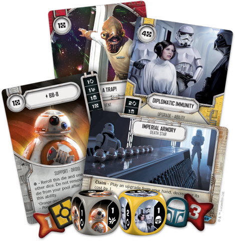 AWAKENINGS - Star Wars Destiny Booster