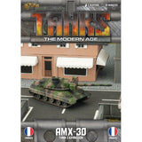 French AMX-30/ 155mm SP