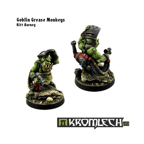 Goblin Grease Monkeys (3)
