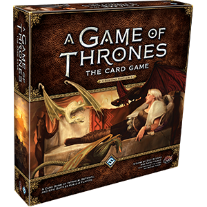 A GAME OF THRONES - 2nd Edition Core Set