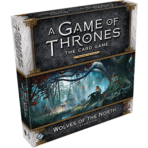 WOLVES OF THE NORTH - Deluxe Expansion