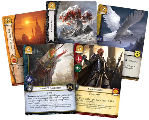 ACROSS THE SEVEN KINGDOMS - Chapter Pack