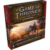 LIONS OF CASTERLY ROCK - Deluxe Expansion