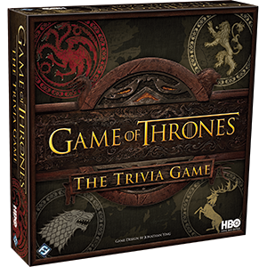 HBO GAME OF THRONES: Trivia Game