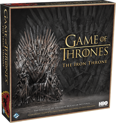 THE IRON THRONE: HBO Game of Thrones