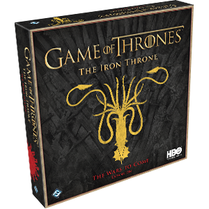 THE WARS TO COME - The Iron Throne Expansion