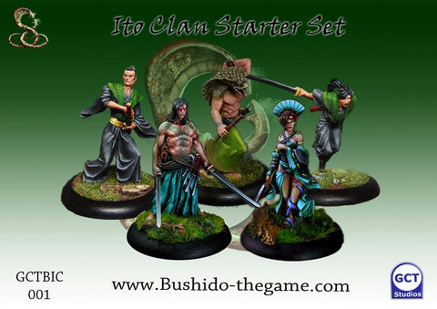 THE ITO CLAN - Starter Set