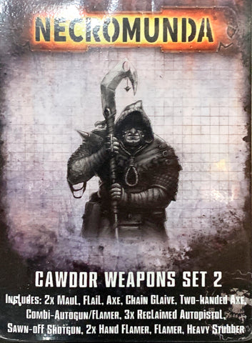 CAWDOR - Weapon Set 2