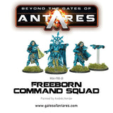 Freeborn Command Squad