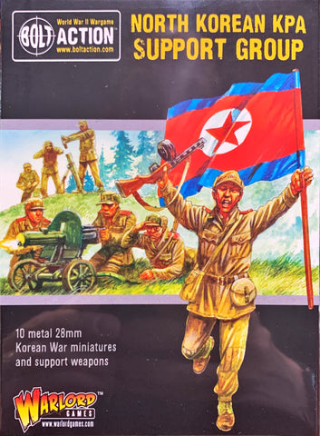 North Korean KPA Support Squad
