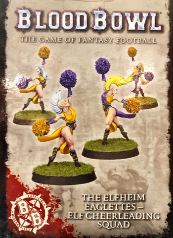 ELFHEIM EAGLETTES - Elf Cheerleading Squad