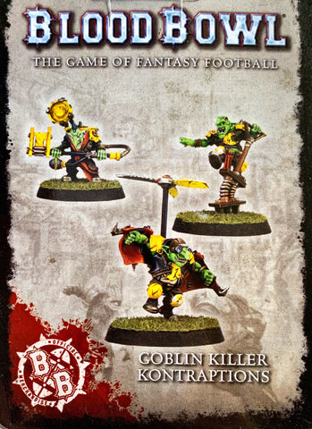 GOBLIN KILLER KONTRAPTIONS