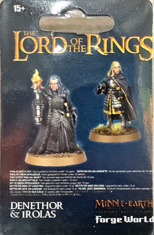 Denethor and Irolas