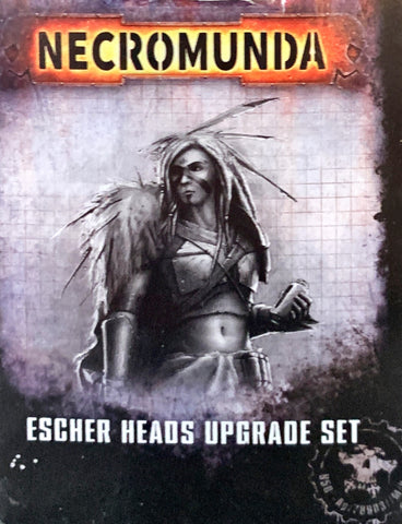 ESCHER - Head Upgrade Set