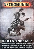 ESCHER - Weapon Set 2