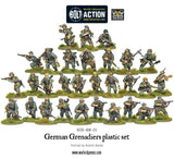 German grenadiers