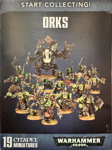 Start Collecting! ORKS