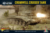 CROMWELL CRUISER TANK PLASTIC BOX SET