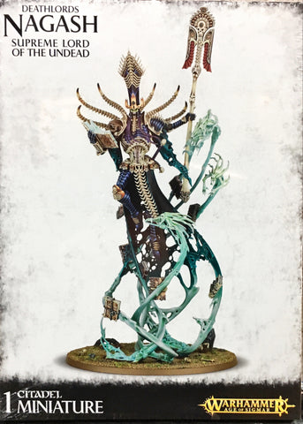 NAGASH SUPREME LORD OF UNDEAD