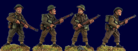 British and Commonwealth Riflemen I