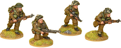Commando Bren Gun Team