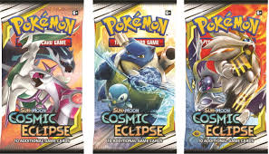 Sun & Moon 12 Cosmic Eclipse *Booster pack*