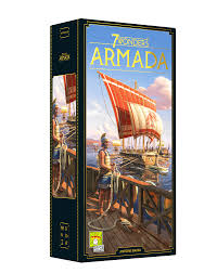 7 Wonders ARMADA - Expansion (2nd Edition)