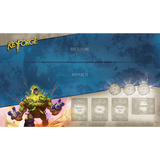 KEYFORGE: Age of Ascension Playmat