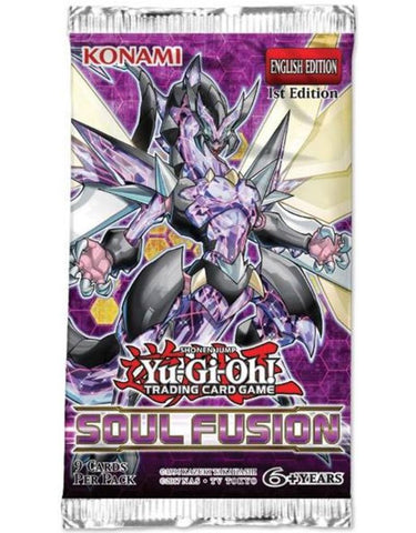 Soul Fusion 1st Edition *Booster Pack*
