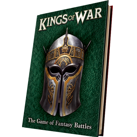KINGS OF WAR - Third Edition Rulebook