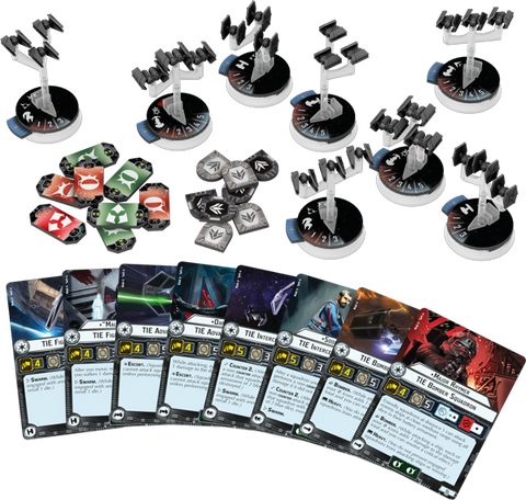 Imperial Fighter Squadrons - Expansion Pack