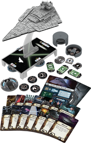 Victory Class Star Destroyer - Expansion Pack