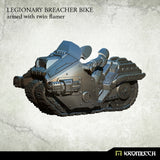 LEGIONARY BREACHER BIKE:: with twin flamer