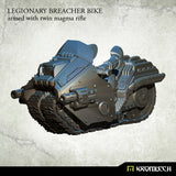 LEGIONARY BREACHER BIKE: with twin magma rifle