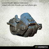 LEGIONARY BREACHER BIKE: with twin thunder gun and plasma gun