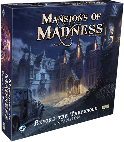 BEYOND THE THRESHOLD - Mansions Of Madness Exp.