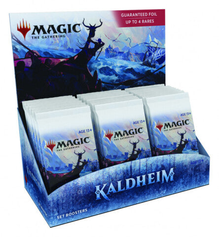 KALDHEIM  Set Booster *Sealed Box of Boosters*