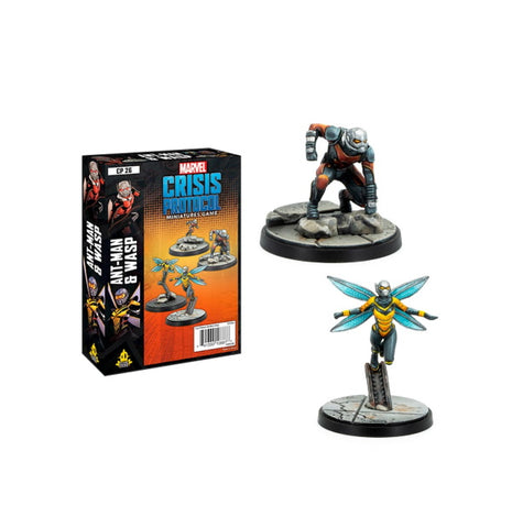 ANT-MAN AND WASP - Character pack