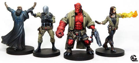 HELLBOY: The Boardgame
