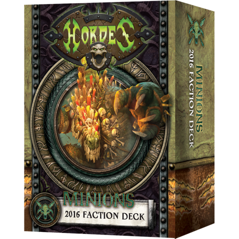 Minion 2016 Faction Deck