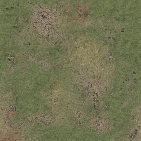 Grassy Fields 3x3 Gaming Mat