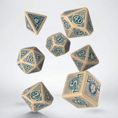 Pathfinder Mummy's Mask Dice Set (7)