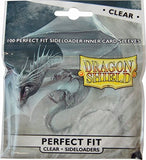 Dragon Shield - Perfect Fit - Clear (100)