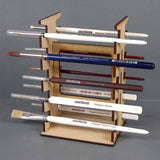 Paint Brush Rack