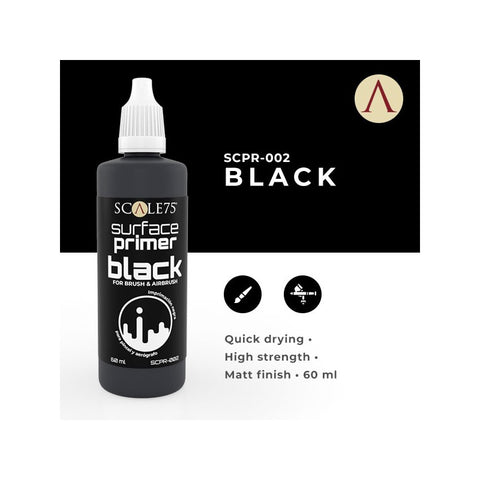 SURFACE PRIMER BLACK