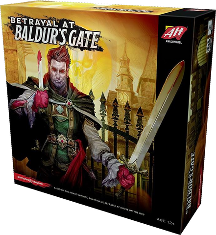 Betrayal at Balders Gate