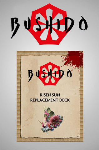 JUNG PIRATES - Risen Sun Replacement Deck