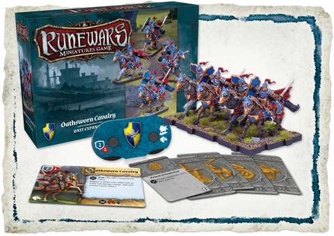 OATHSWORN CAVALRY - Expansion Pack
